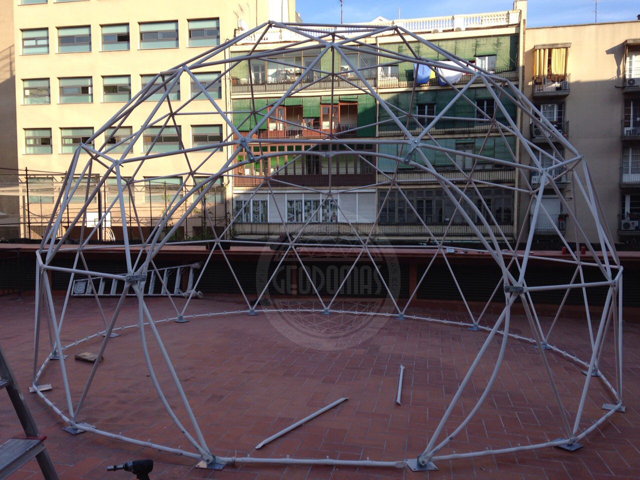 Mobilus kupolas renginiams