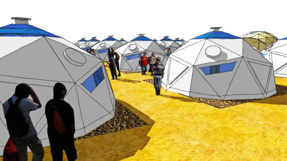 geodesic_dome_Temporary_Camp_Facilities_07