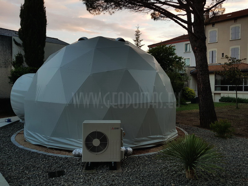 Dome for Business Meeting – Romans sur Isère | DOME Ø6m F3 30m2