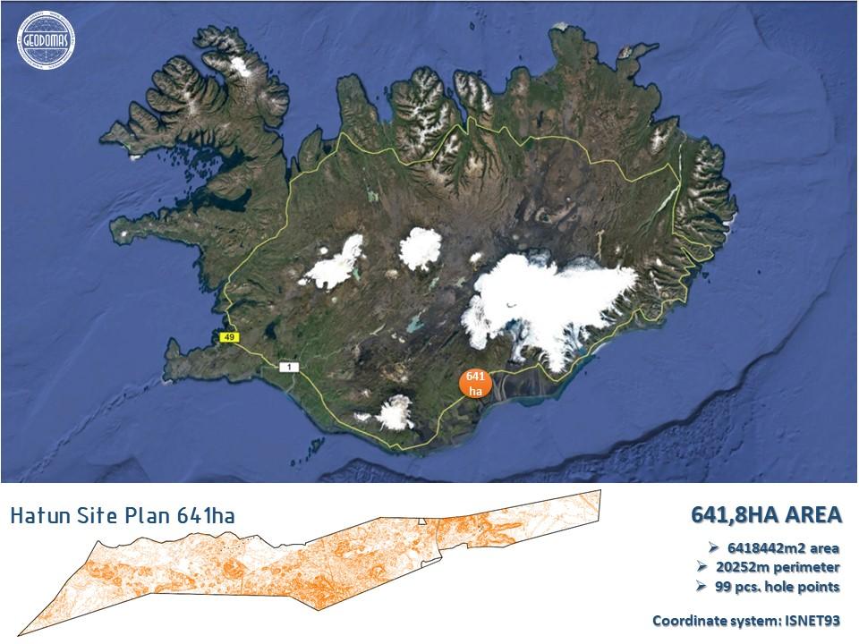 Arkties nuotykių parkas @ HATUN ferma, Islandija