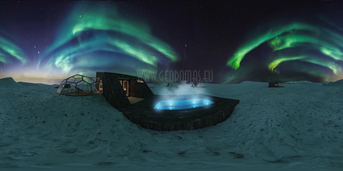 geodomas_arctic resort glamping 22