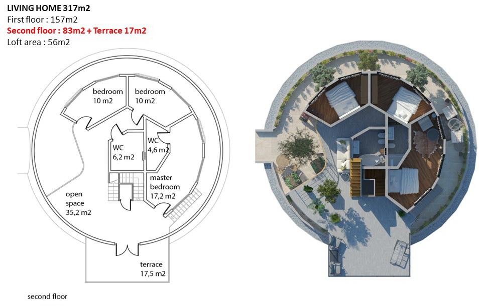 Skaidrus kupolas apsaugos Jūsų namą | Stiklo Kupolai
