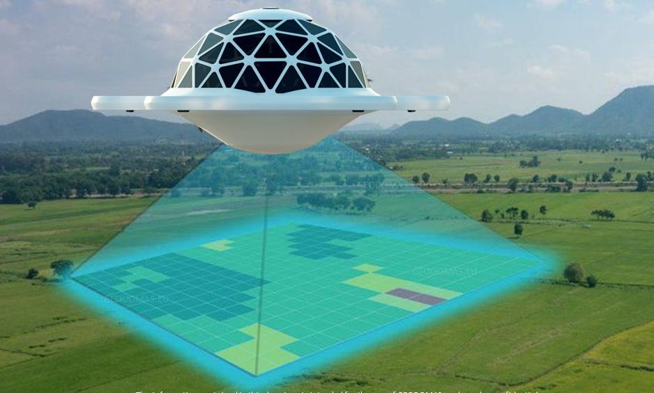 28m2 Keleivinis Turistinis Dronas | Aero Technologijos
